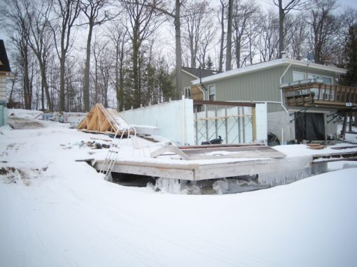 ICF Foundation for Boathouse