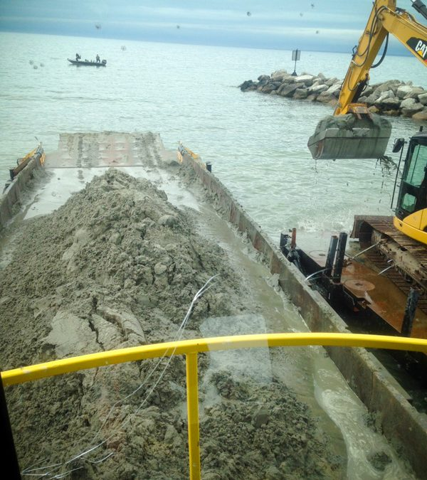 Commercial Marina Dredging
