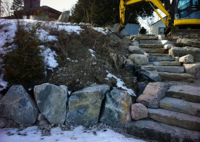 Shoreline Stone Landscaping Construction, Service and Maintenance