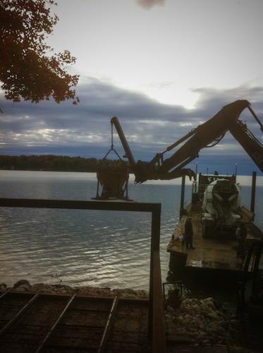 Barging Services Headstart Construction