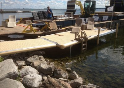 Poralu Dock Systems Orillia, Barrie, Simcoe, Muskoka