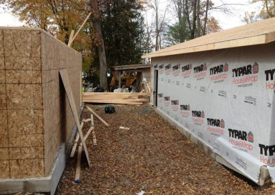 Garage Construction Headstart Construction Orillia, Barrie, Simcoe, Muskoka