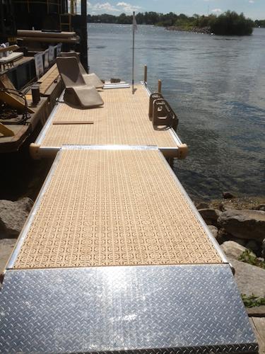 Poralu Docks