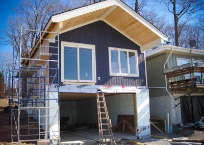 Custom Boathouse Custom Cottage Designs Headstart Construction Orillia, Barrie, Simcoe, Muskoka